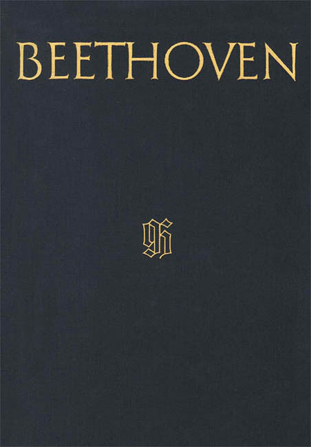 The Work of Beethoven: Clothbound