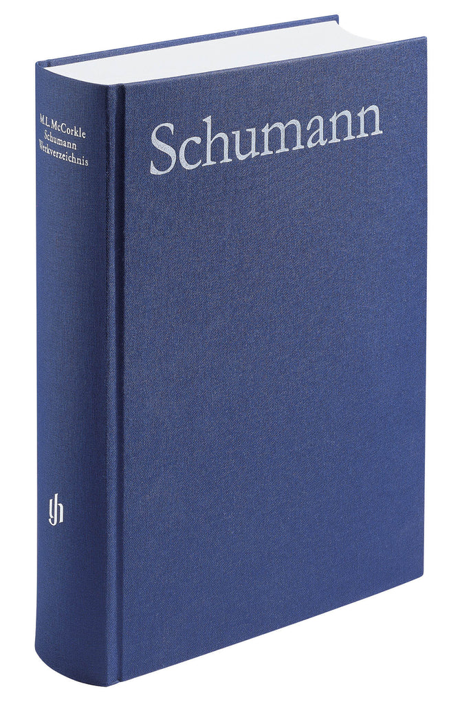 Robert Schumann: Thematic Bibliography Clothbound