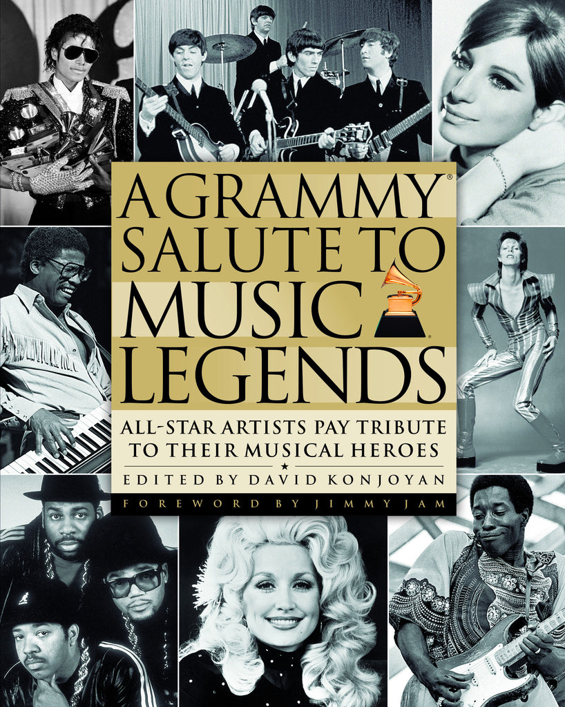 A Grammy Salute to Music Legends: All-Star Artists Pay Tribute to Their Musical Heroes