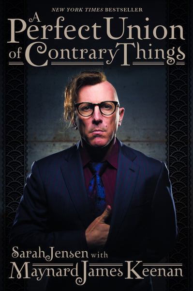 A Perfect Union of Contrary Things (Hardcover)