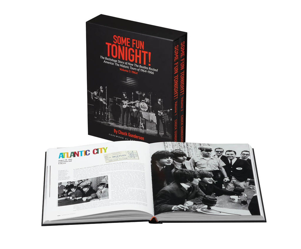 Some Fun Tonight! The Backstage Story of How the Beatles Rocked America: The Historic Tours 1964-1966