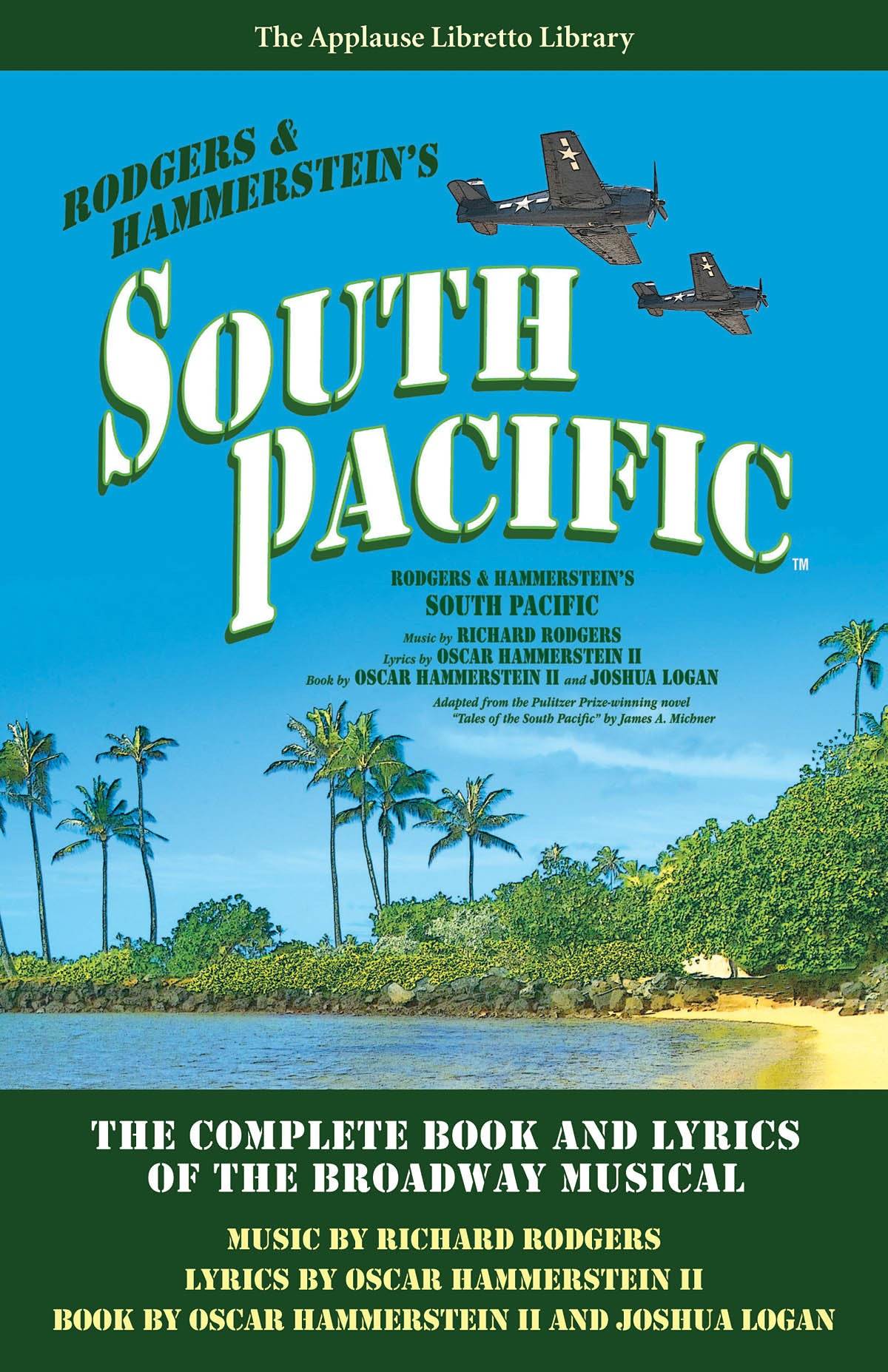 South Pacific Backwing - Tales of the south pacific