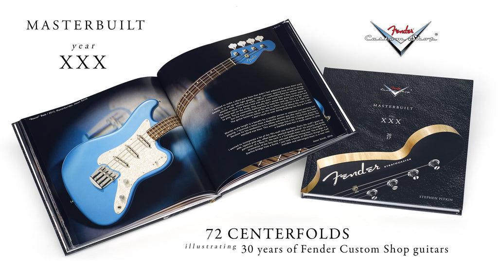 Fender Custom Shop at 30 Years