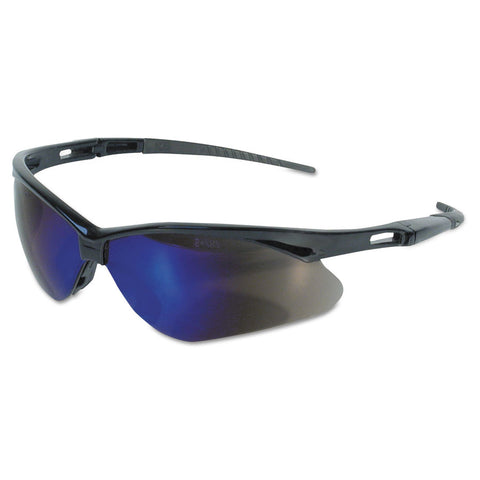 Safety Glasses (Nemesis Blue Mirror)