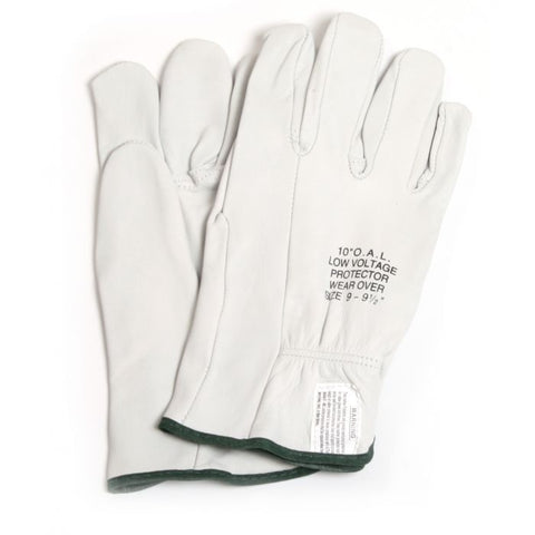 "10"" Glove Protectors Leather"