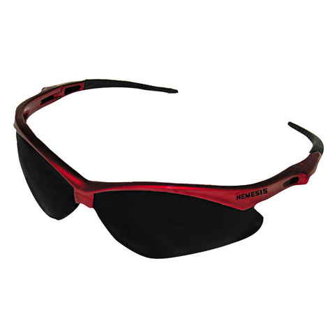 Safety Glasses (Nemesis Red)