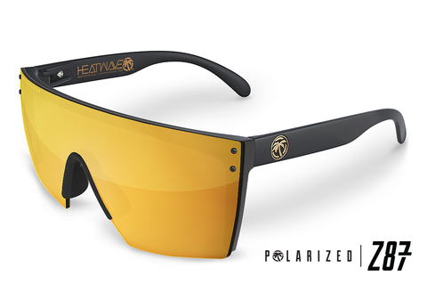 Lazer Face: Polarized Gold Rush