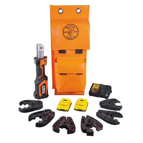 Cable Cutter & Crimper Kit