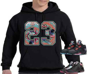 531be6ed24c EXCLUSIVE HOODIE to match the AIR JORDAN 4 & 5 CHINESE NEW YEAR CNY – Cop'em  Customs