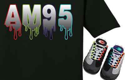 100% authentic 96f24 b92e8 EXCLUSIVE TEE SHIRT to match the NIKE AIR MAX 95 GREEDY!