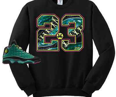 SWEATER/SWEATSHIRT to match the DOERNBECHER AIR JORDAN 13 / DB13!