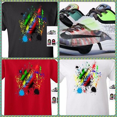 EXCLUSIVE SHIRT to match the NIKE WTKD7/ KD / KD7 / KEVIN DURANT 7'S!