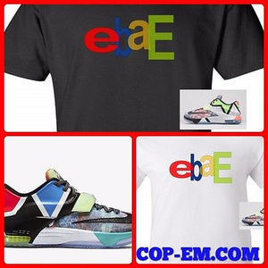 EXCLUSIVE TEE SHIRT to match the NIKE WTKD7 / KD7 / KD / KEVIN DURANT 7 's!