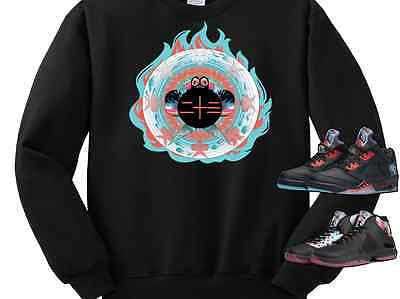 wholesale dealer 2b386 cc977 SWEATER/SWEATSHIRT to match the AIR JORDAN 4 & 5 CHINESE NEW YEARS!