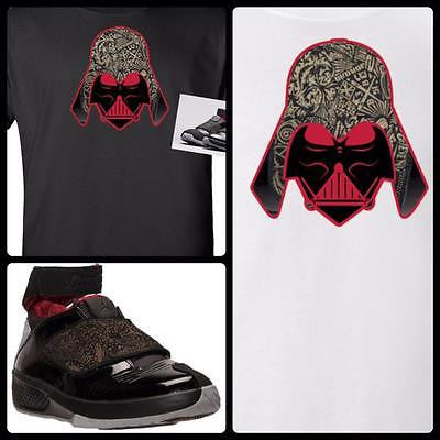 EXCLUSIVE SHIRT to match the NIKE AIR JORDAN XX 20 STEALTH LASERS!
