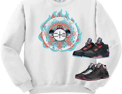 SWEATER/SWEATSHIRT to match the AIR JORDAN 4 & 5 CHINESE NEW YEARS!