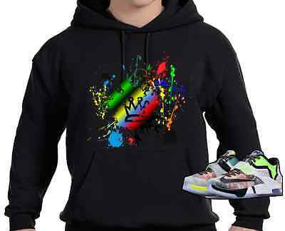 HOODIE to match the NIKE WTK7 /KD7 / KD 7 WHAT THE'S!