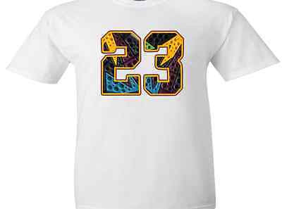 "EXCLUSIVE TEE SHIRT to match the NIKE AIR JORDAN 7 BORDEAUX! ""23 BOURDEAUX"""