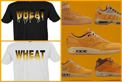 SHIRT to match any NIKE/JORDAN/REEBOK/ADIDAS/TIMBERLAND/SUPREME WHEAT's! W-DRIP