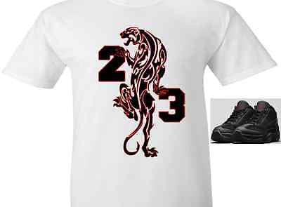 EXCLUSIVE TEE SHIRT to match the NIKE AIR JORDAN 11 LOW BLACK CAT OR ANY BREDS!