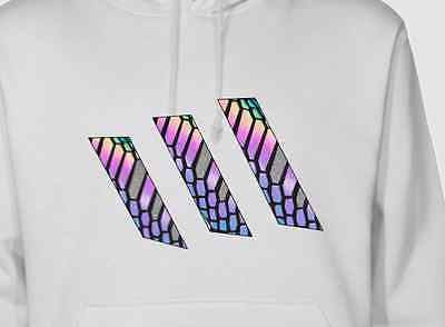 COP'EM CUSTOMS HOODIE to match the ADIDAS ZX FLUX XENO'S!