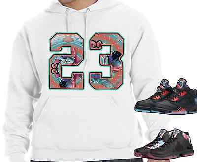 EXCLUSIVE HOODIE to match the AIR JORDAN 4 & 5 CHINESE NEW YEAR CNY