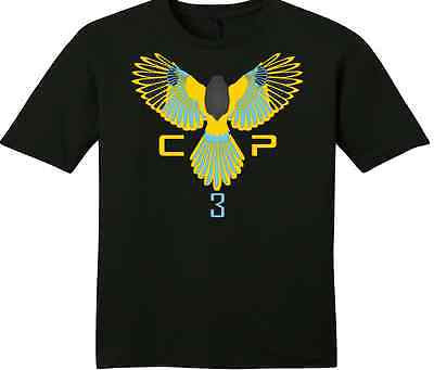 "EXCLUSIVE TEE SHIRT to match the NIKE AIR JORDAN 13 XIII CP3'S! ""SOAR LIKE CP3"""