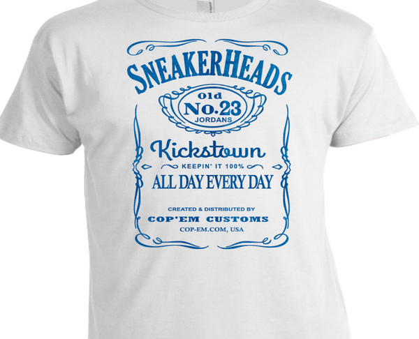 EXCLUSIVE SHIRT to match the NIKE AIR JORDAN 12 FRENCH BLUE! SNEAKERHEADS ADDICTION