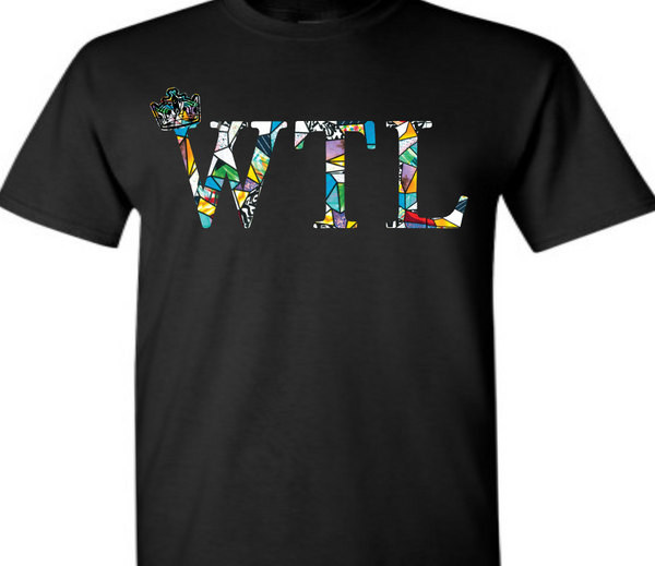 "EXCLUSIVE TEE / T-SHIRT#2 to match the NIKE LEBRON 11 ""WHAT THE"" WTL!"