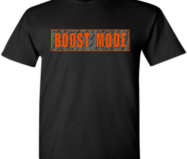 "EXCLUSIVE TEE SHIRT to match the ADIDAS YEEZY BOOST 350 V2'S BELUGAS OR FRPZEN YELLOW ""BOOST MODE V2"""