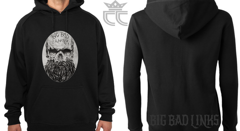 BIG BAD LINKS PULLOVER HOODIE WITH 3M