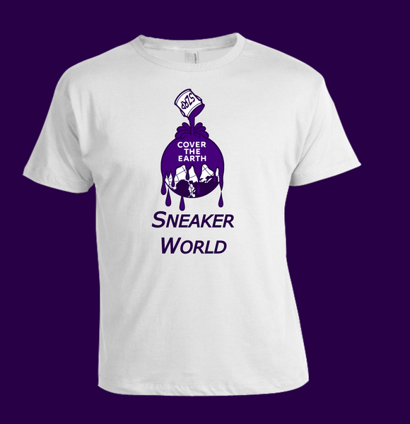 EXCLUSIVE TEE/T-SHIRT 3 to match NIKE AIR JORDAN 1 COURT PURPLE or RAPTORS