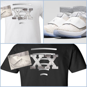 EXCLUSIVE SHIRT to match the NIKE AIR JORDAN XX 20 LASERS!
