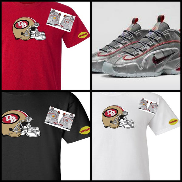 EXCLUSIVE TEE/T-SHIRT to match the NIKE DB PENNY!