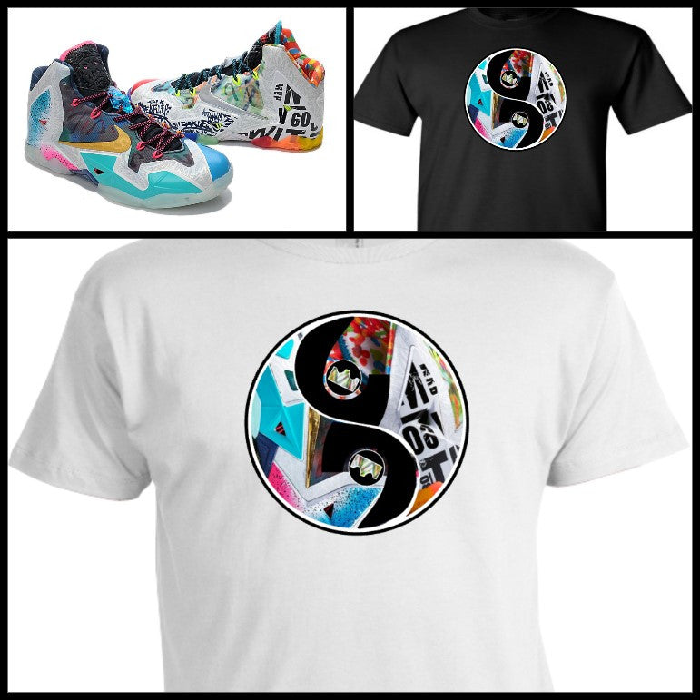 best authentic 9e082 890e1 EXCLUSIVE TEE   T-SHIRT to match the NIKE LEBRON 11