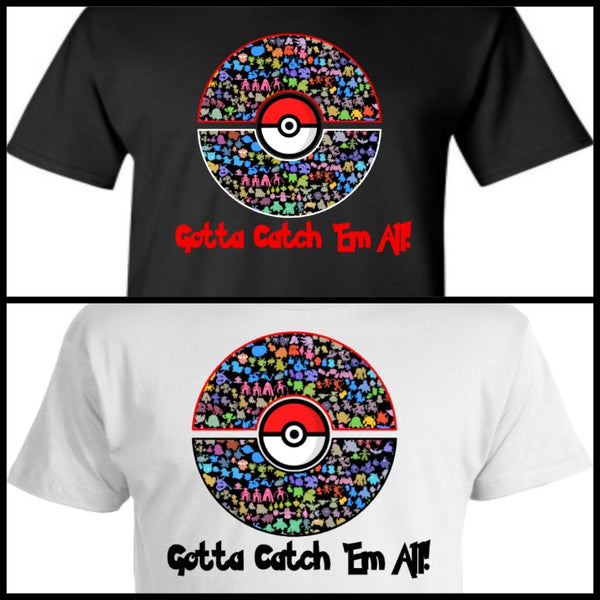OUR EXCLUSIVE POKEMON TEE/T-SHIRT to match ANY of your kicks!