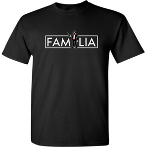 FAMILIA LINKS OG LOGO TEE WITH GLOW IN THE DARK