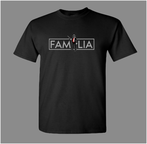 FAMILIA LINKS OG LOGO TEE WITH 3M
