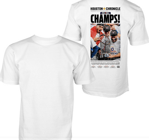 EXCLUSIVE HOUSTON ASTROS FANS CUSTOM TEE T-SHIRT 1