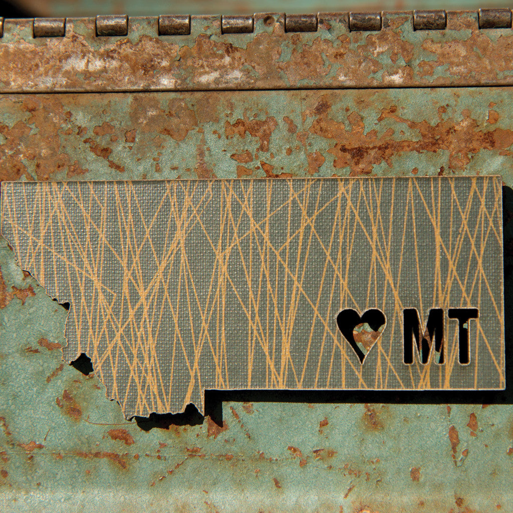 I {heart} MT Magnet