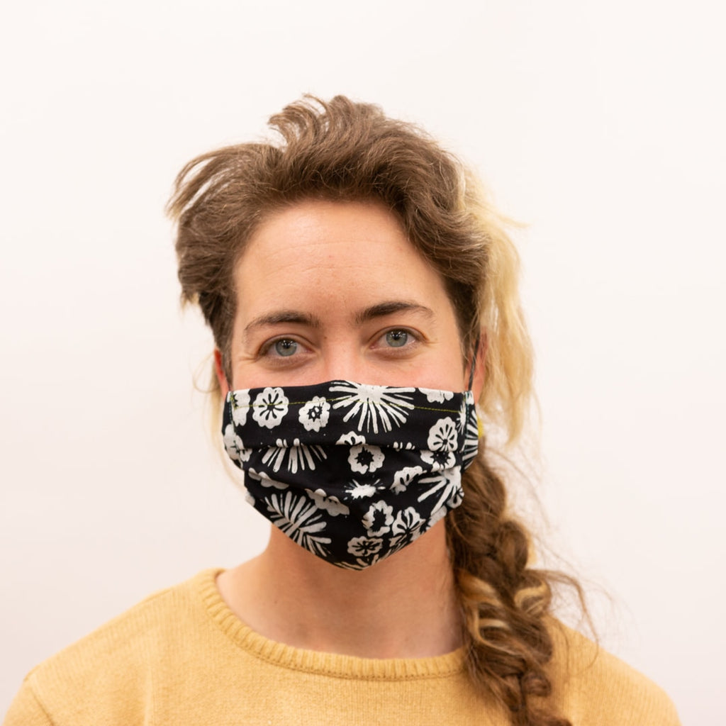 Pattern Washable Face Mask