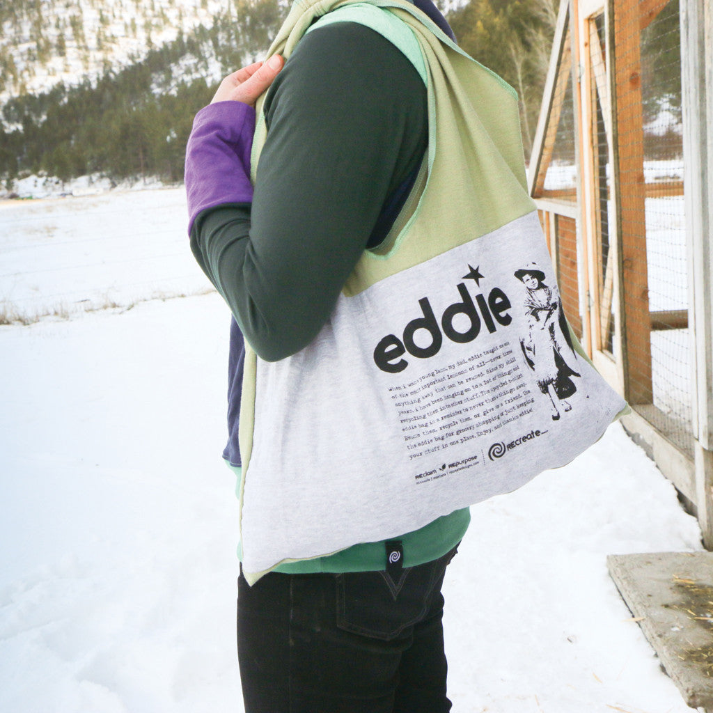 Eddie Bag Custom
