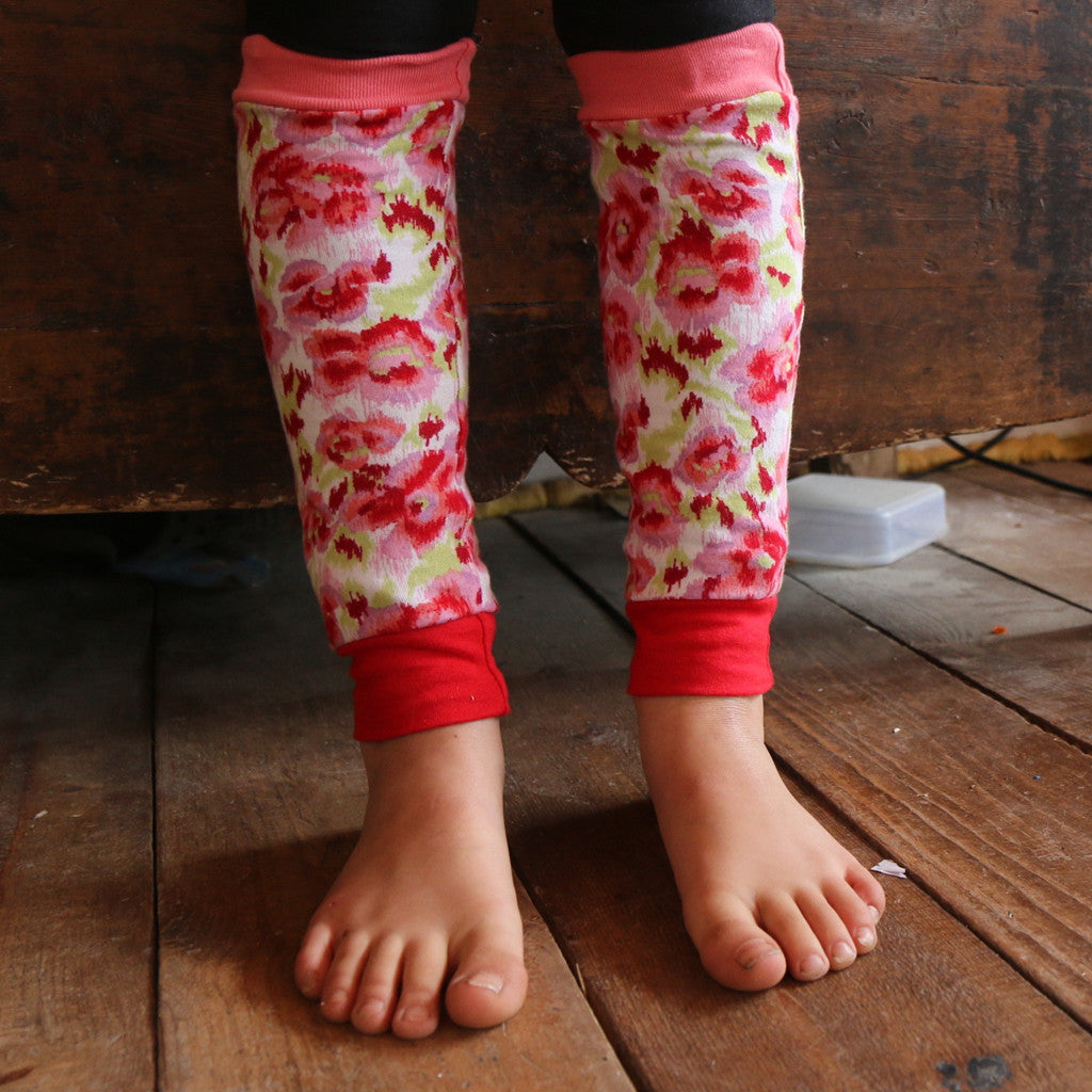 Leg Warmers {Kiddo}