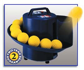 Jug Soft Toss Machine