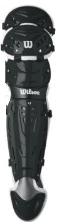 Wilson Core Series Adult Leg Guard
