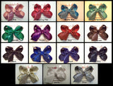 Medium Glitter Ribbon Bows