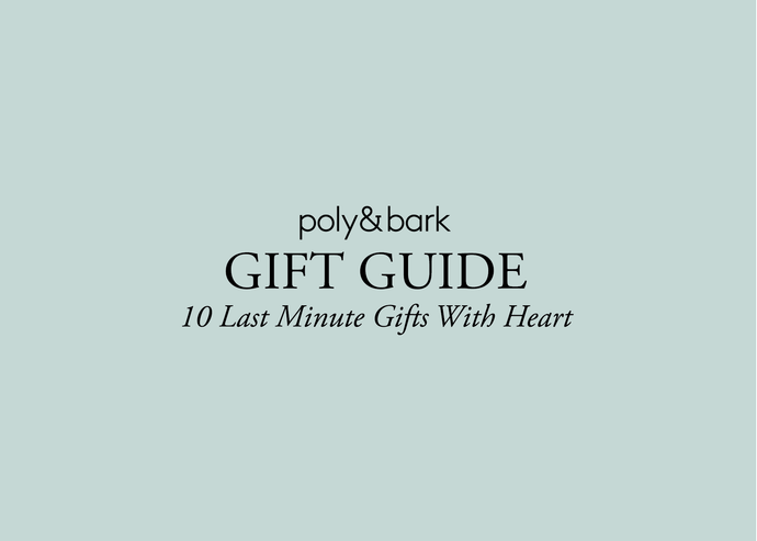 10 Last Minute Gifts With Heart