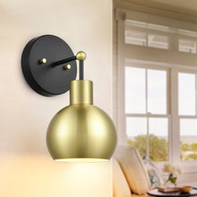 Load image into Gallery viewer, Black - Antique Brass