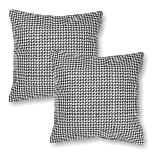 Houndstooth/Set of 2