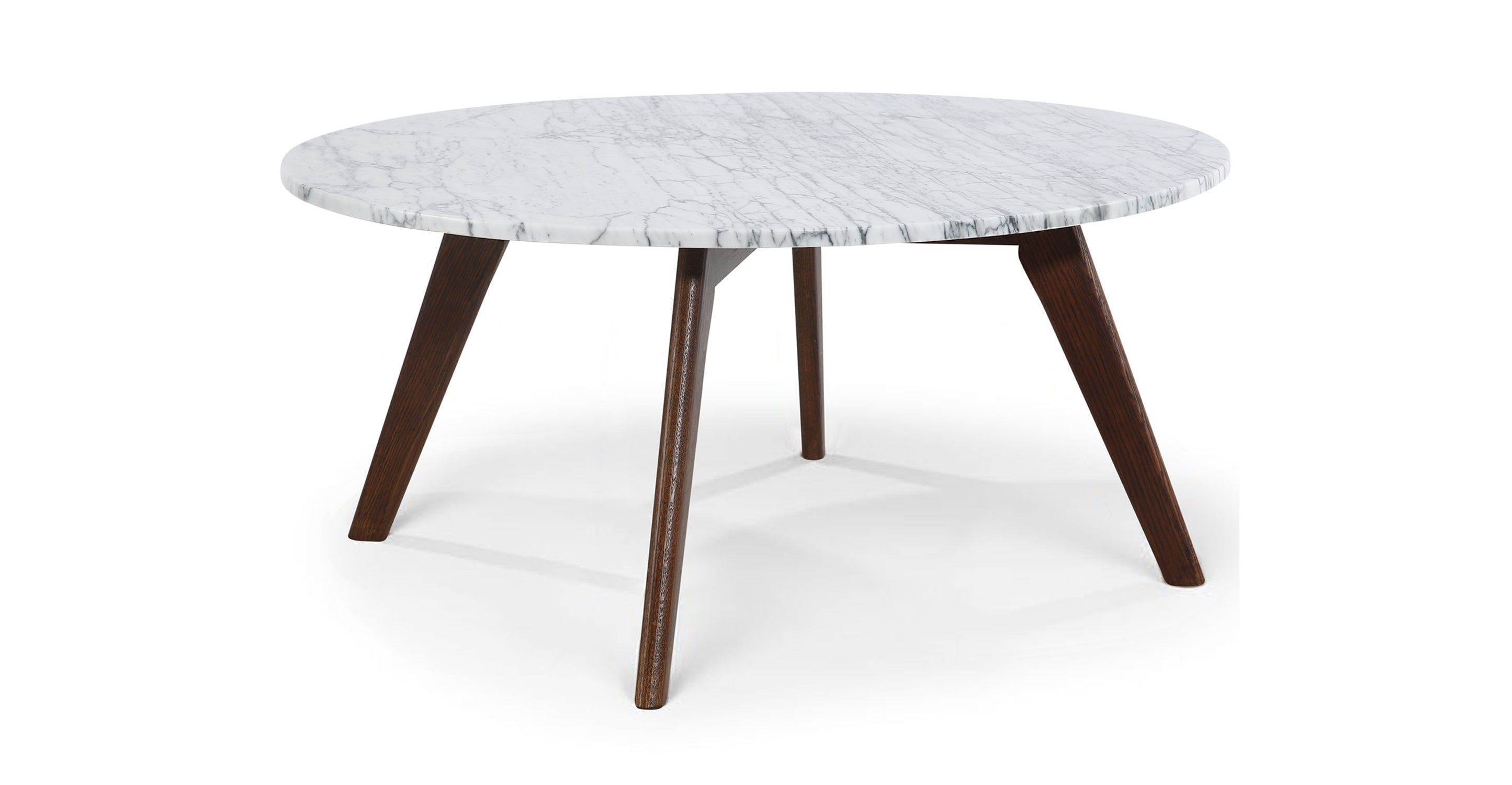 Incredible Riley Marble Round Coffee Table Poly Bark Machost Co Dining Chair Design Ideas Machostcouk